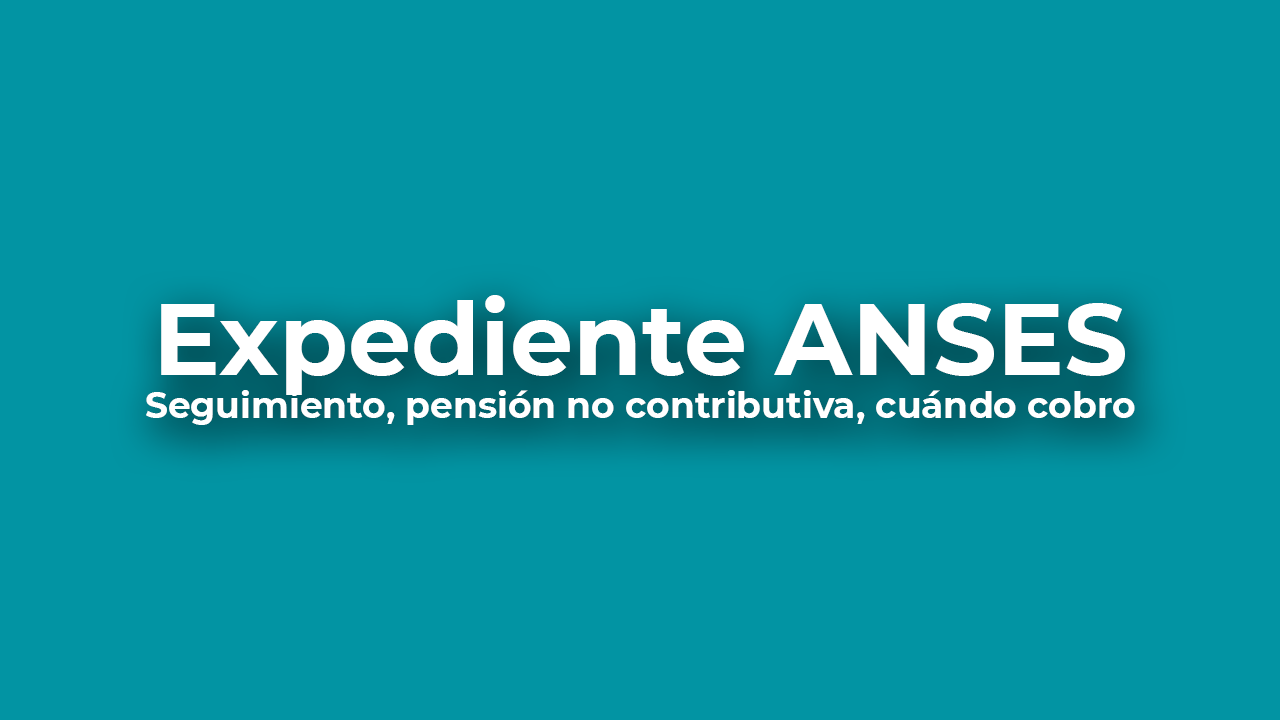 Expediente ANSES