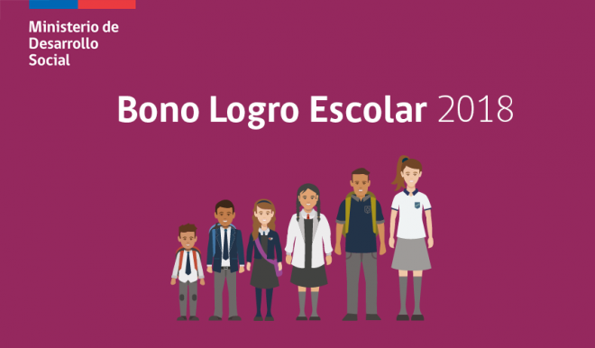 Beneficiarios Bono Logro Escolar