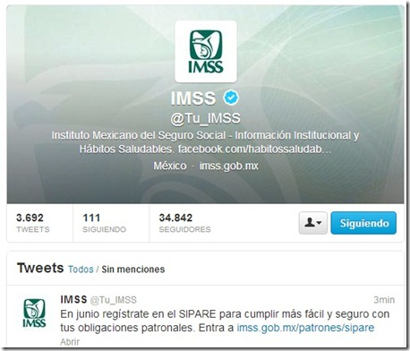 Sipare IMSS Jubilados